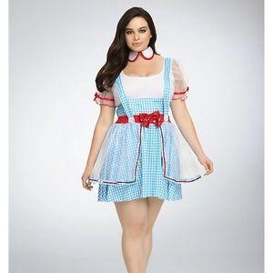 💋 Plus Dorothy Costume 💀